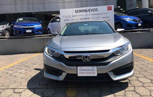 Honda Civic 2016 barato en Tlalnepantla