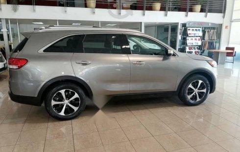 Kia Sorento 2018 3.3 V6 Ex Pack Piel 7 Pasajeros