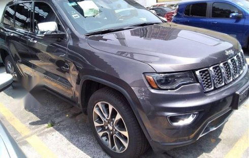 JEEP GRAN CHEROKEE LIMITED 2018