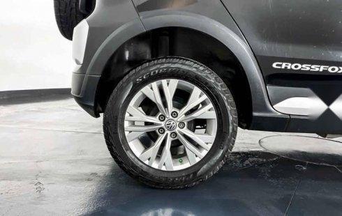 42448 - Volkswagen Crossfox 2017 Con Garantía Mt