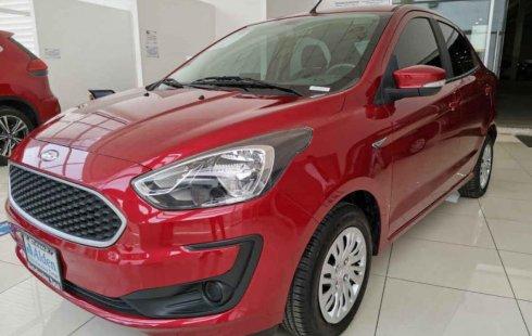 Se vende urgemente Ford Figo Sedán Impulse  2019 en Coyoacán