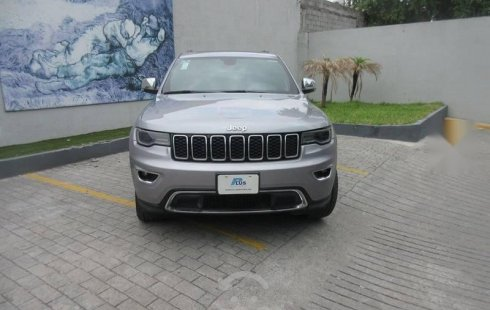 Jeep Grand Cherokee 2018 3.6 V6 Limited Lujo 4x2