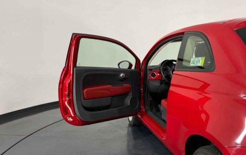 Se pone en venta Fiat 500 2016