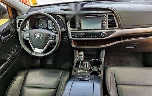 2017 Toyota Highlander 3.5 XLE AT