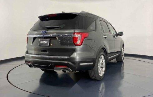 47152 - Ford Explorer 2019 Con Garantía At