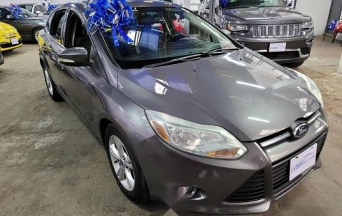 Ford Focus Se Sedan 2013 Fac Agencia