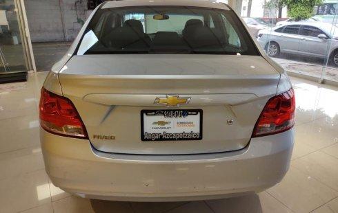 Chevrolet Aveo 2020 usado en Azcapotzalco