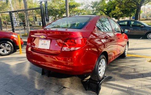 Chevrolet Aveo LS 2018 barato en Zapopan