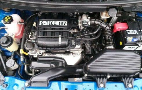 Chevrolet Spark 2012 Standar Rines Pantalla DVD Enllantado