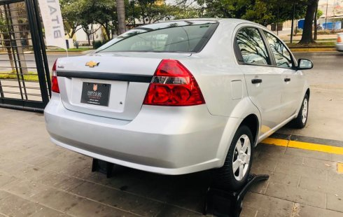 Venta de Chevrolet Aveo LS 2017 usado Automática a un precio de 134900 en Zapopan
