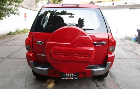 Se pone en venta Ford EcoSport 4x2 2011