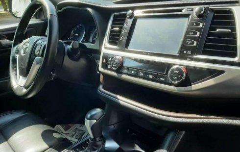 Toyota Higlander xle 2015 impecable