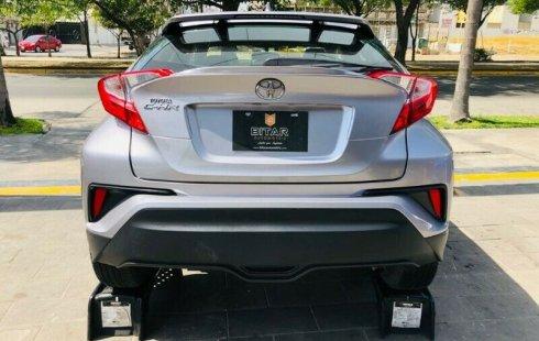 Se pone en venta Toyota C-HR 2019