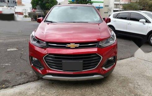 Chevrolet Trax 2020 1.8 Premier Piel At
