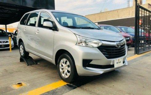 Toyota Avanza LE 2017 impecable en Guadalajara