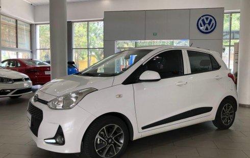 Venta de Hyundai Grand I10 2018 usado Automatic a un precio de 175000 en Álvaro Obregón