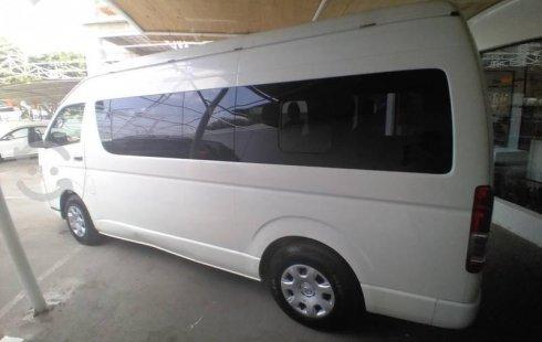 Toyota HIACE GL 15 pasajeros