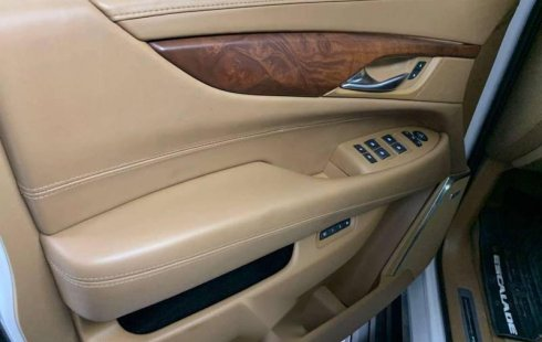 Cadillac Escalade 2017 usado en Zapopan