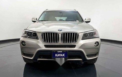 21820 - BMW X3 2012 Con Garantía At