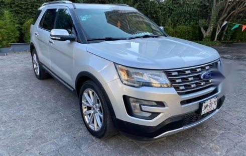 Ford Explorer Limited 4x2 CRÉDITO