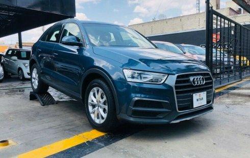 Se pone en venta Audi Q3 2018