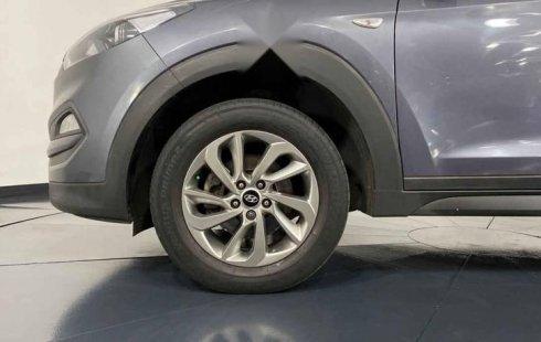 46030 - Hyundai Tucson 2017 Con Garantía At