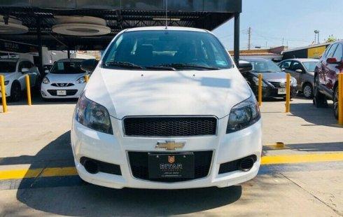 Se vende urgemente Chevrolet Aveo LS 2017 en Guadalajara