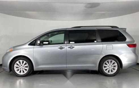 46387 - Toyota Sienna 2015 Con Garantía At