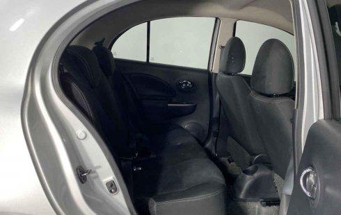 Nissan March 2018 barato en Cuauhtémoc