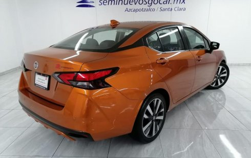 Nissan Versa 2020 barato en Azcapotzalco
