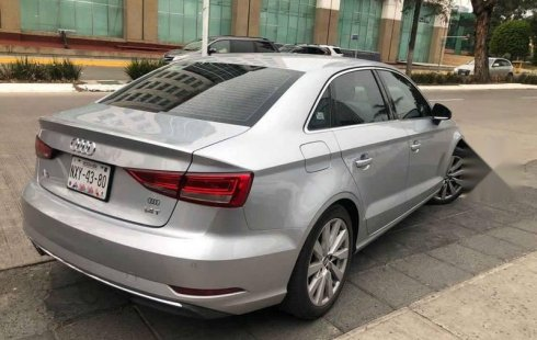 Audi A3 2017 4p Sedan Select L4/1.4/T Aut
