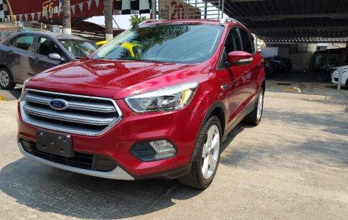 Ford Escape SE Advance 2020 barato en Zapopan