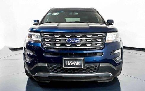 38076 - Ford Explorer 2016 Con Garantía At