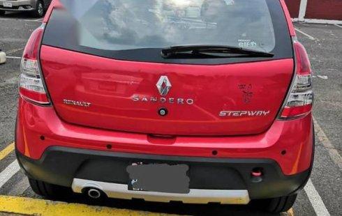 Renault Sandero Stepway Dynamique 2015