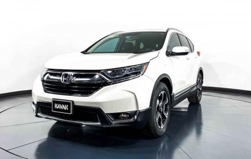 Auto Honda CR-V 2018 de único dueño en buen estado