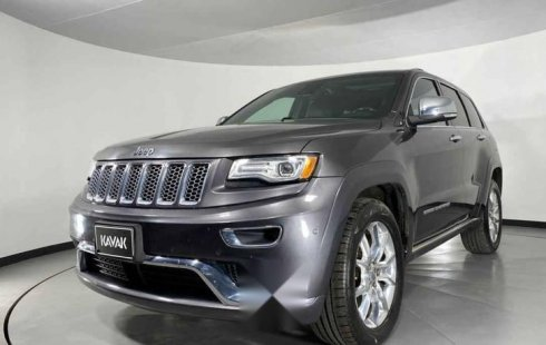 47835 - Jeep Grand Cherokee 2015 Con Garantía At