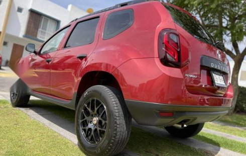 Auto Renault Duster 2020 de único dueño en buen estado
