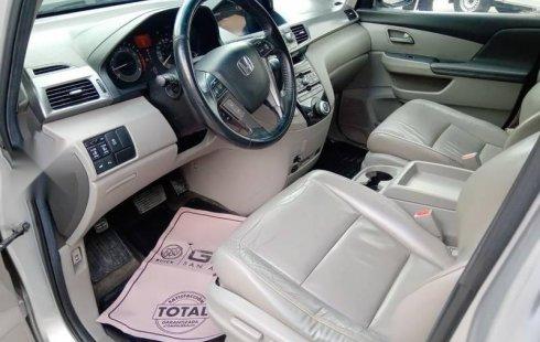 Se pone en venta Honda Odyssey Touring 2012