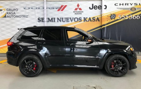 Se pone en venta Jeep Grand Cherokee 2018