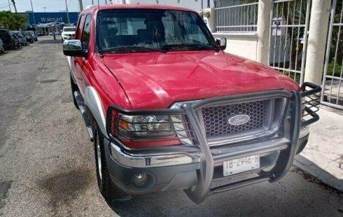 Ford Ranger 2009 barato en Mérida