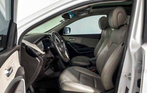 43946 - Hyundai Santa Fe 2017 Con Garantía At