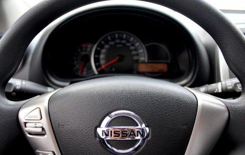 Se pone en venta Nissan March Sense 2020