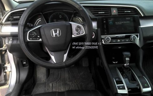 HONDA CIVIC 2017 SEDAN TURBO PLUS 1.5 LTS