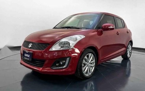 28057 - Suzuki Swift 2017 Con Garantía At