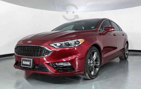 4258 - Ford Fusion 2017 Con Garantía At