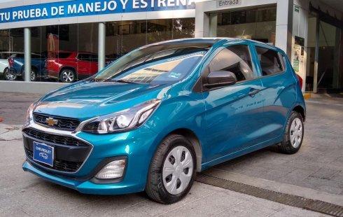 Se pone en venta Chevrolet Spark LT 2020