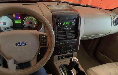 Ford explorer limited 2008, segundo dueño