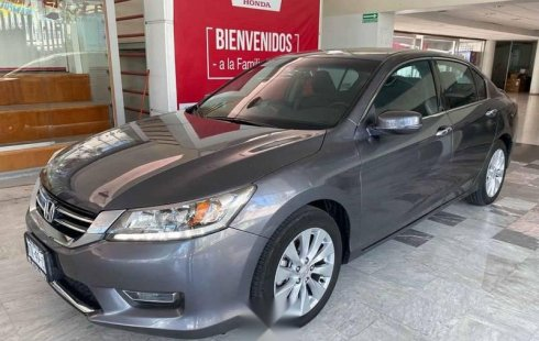Honda Accord 2013 4p EX-L sedan V6 piel ABS q/c CD
