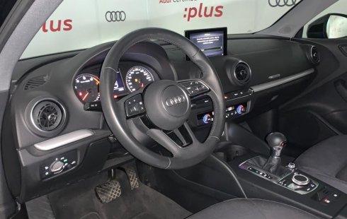 Auto Audi A3 2020 de único dueño en buen estado