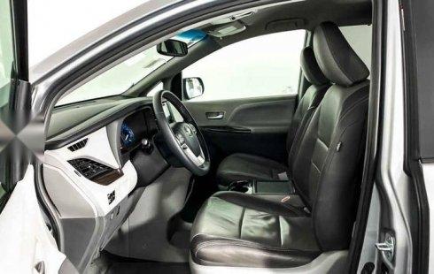 41822 - Toyota Sienna 2017 Con Garantía At